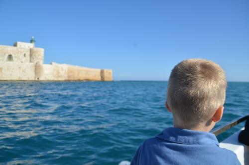 Activités à faire avec enfants en Sicile