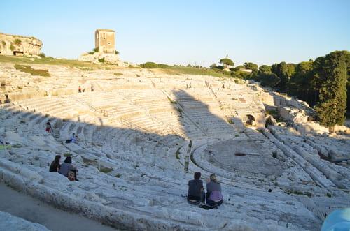 théâtre grec Ortigia