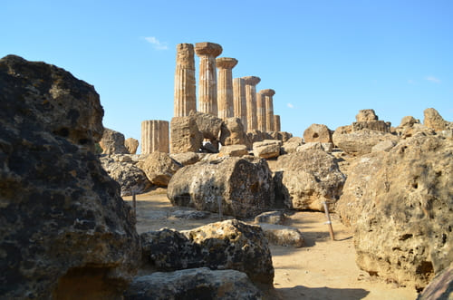 Agrigente temples