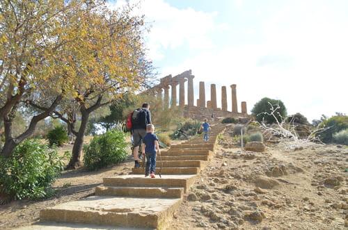 Agirgente site archéologique