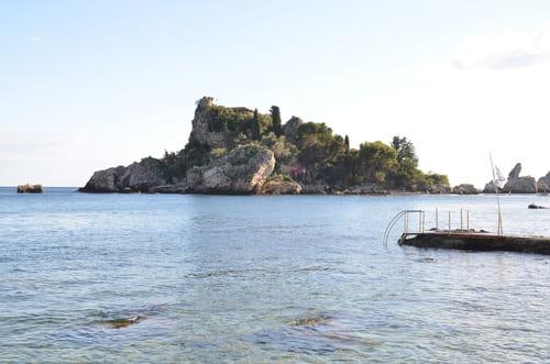 Isola Bella en Sicile