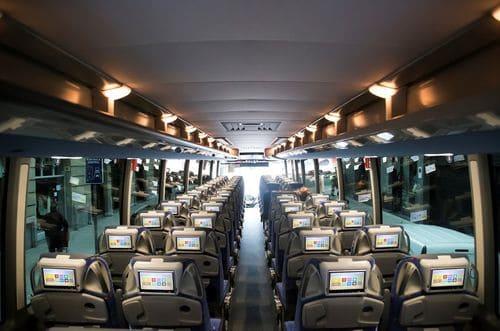 bus pour l'andalousie