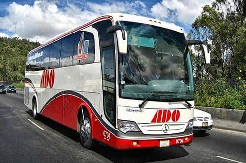 Bus ou voiture au Mexique