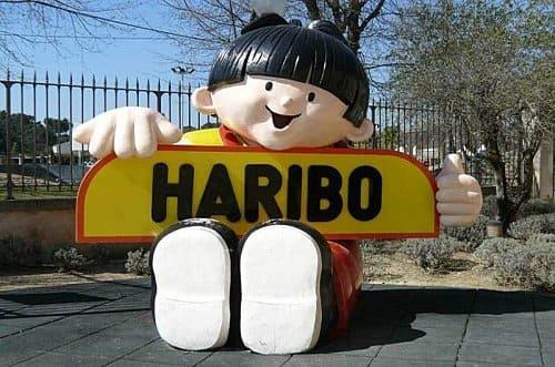 Uzes et son musée Haribo