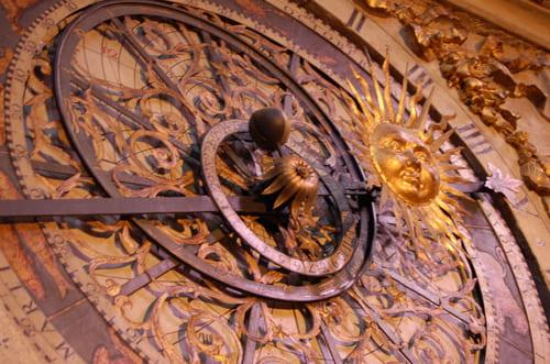 visite cathédrale saint jean horloge
