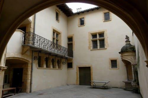 maison du Chamarier Lyon