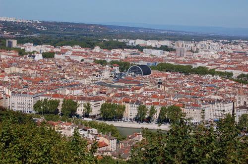 vue Lyon
