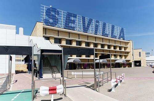 aéroport SVQ Seville