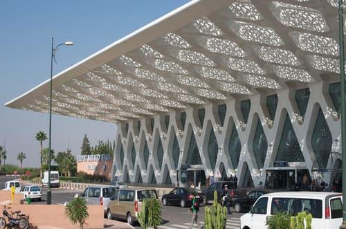 Comment rejoindre Jemaa El Fna depuis l'aéroport