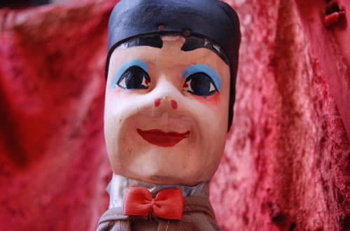 Marionette guignol