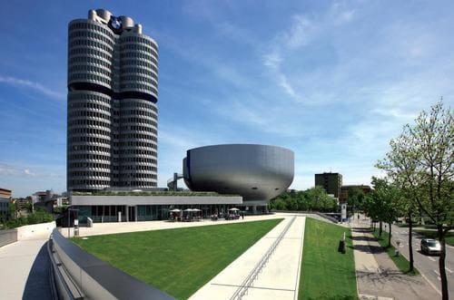 Musée BMW de Munich