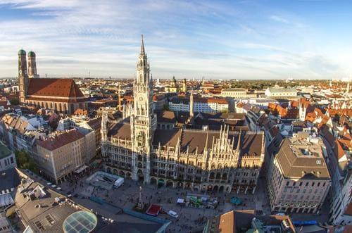 que visiter à Munich