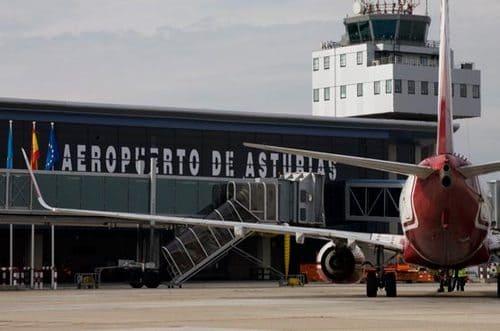Se rendre dans les Asturies en avion