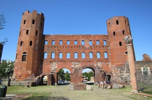 Porte médiévale Turin