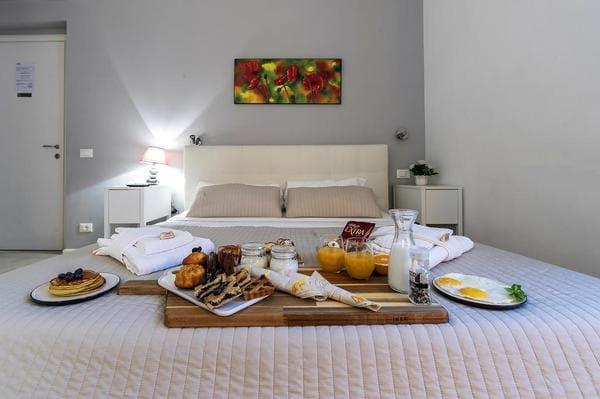 Hotel romantique à Rome