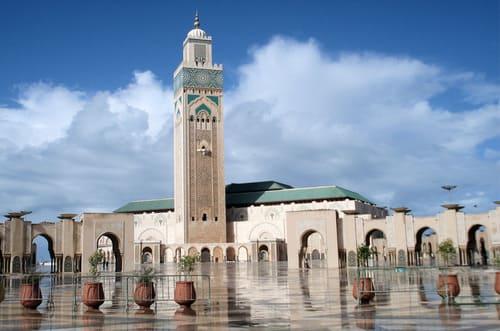 Visite de Mosquée Marrakech