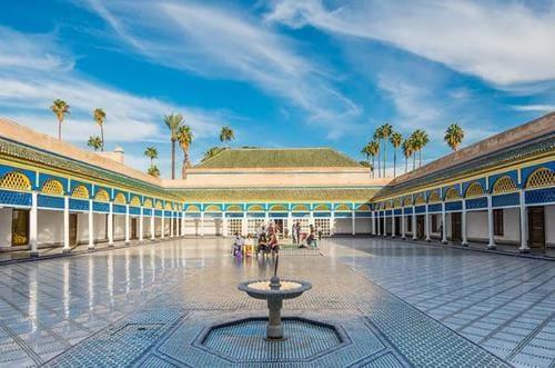 Palais Bahia Marrakech