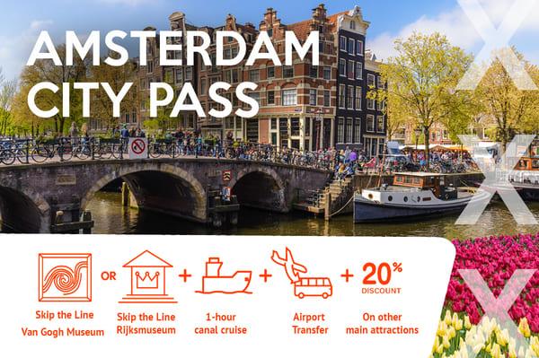 meilleur pass Amsterdam