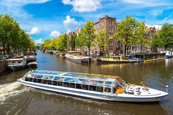 Croisière pass Amsterdam