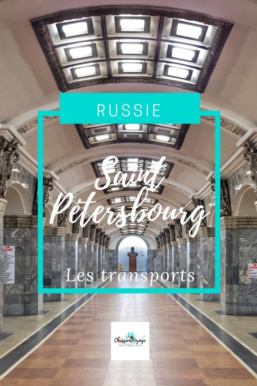 Comment prendre le métro à Saint Pétersbourg