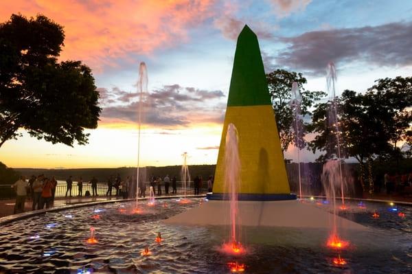 3 pays Iguazu