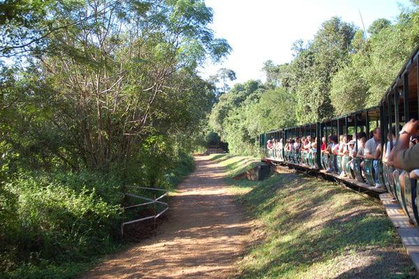 train visite iguazu
