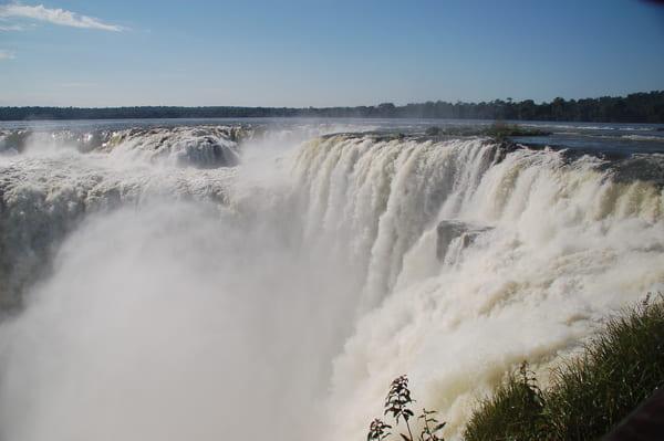 Iguazu à voir côté Argentine