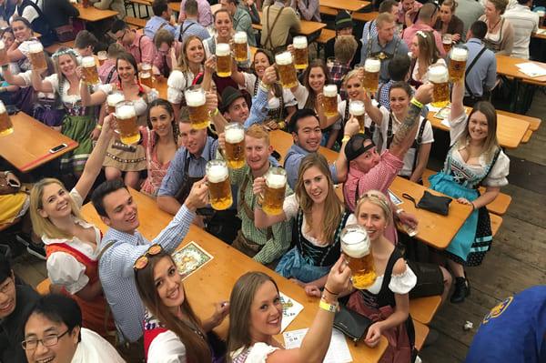 Logement Munich Oktoberfest