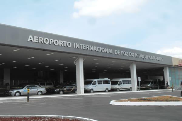 aéroport iguacu brésil