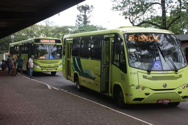 bus 120 Iguacu