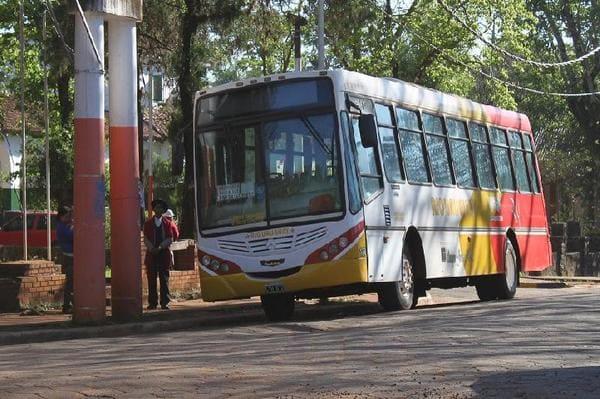 bus pour iguazu