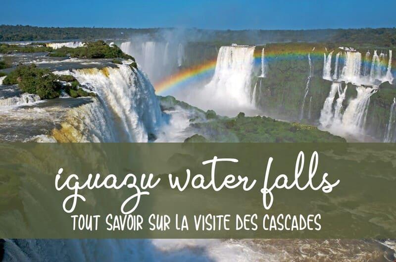 comment se rendre à Iguazu