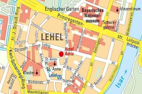 logement Munich pour visiter