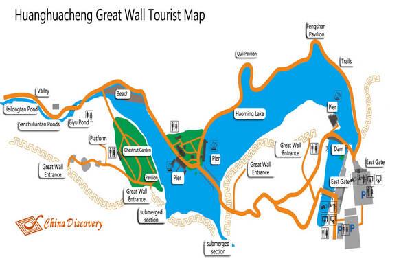 Carte Huang Hua Cheng