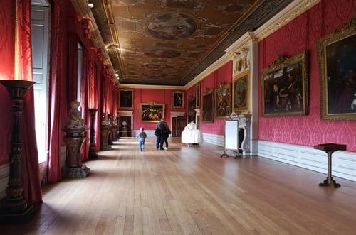 palais Kensington visite
