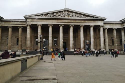 visiter le british museum