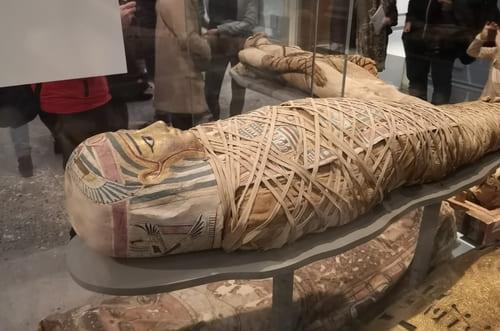 egypte musée Londres