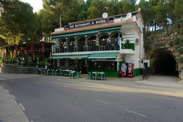 restaurant caminito del rey