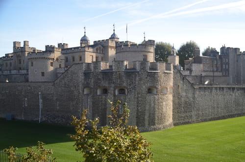 Chateau dans Londres
