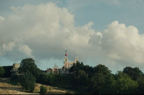 Greenwich grosse boule