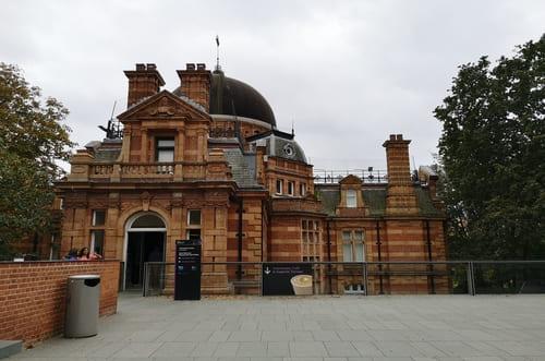 Visite de Greenwich planetarium