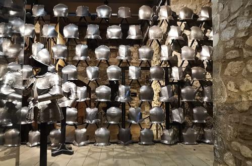 visite musée tour de londres