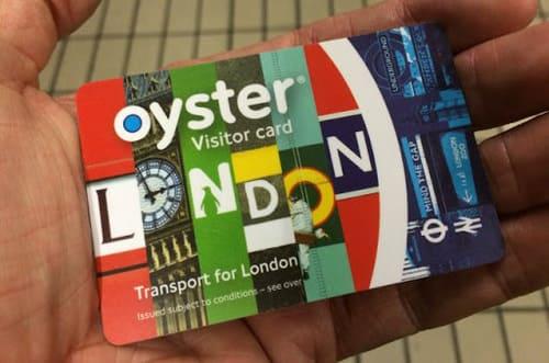 Choix pass transports à Londres
