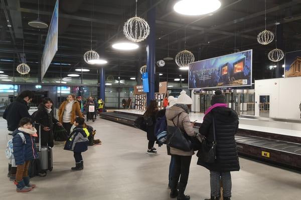 terminal de Rovaniemi