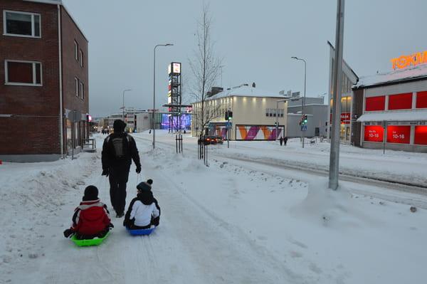 Visite de Rovaniemi