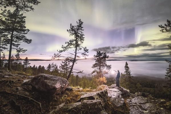 explications aurores boréales
