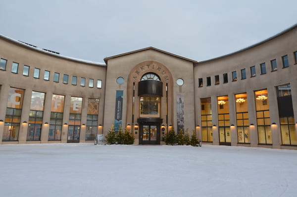 Entrée musée Arktikum