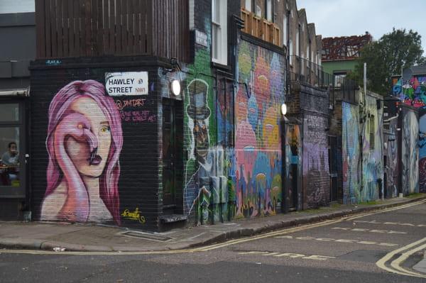 Hawley street Londres