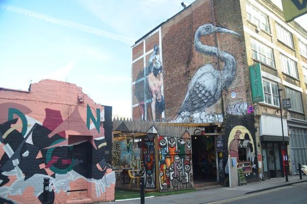 Le Pelican de Roa à Londres