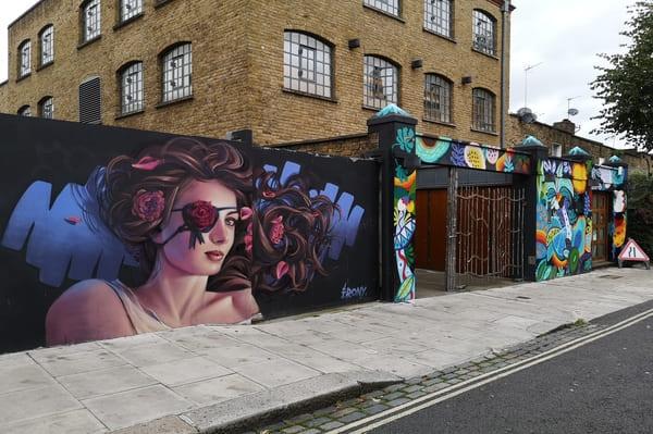 Quel quartier pour voir du Street Art à Londres ?